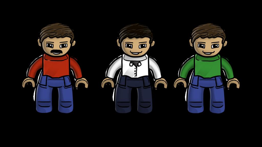 Lego Duplo - Illustration